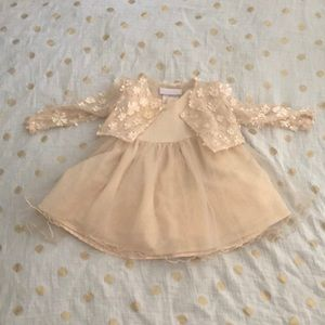 Bonnie baby Tulle dress